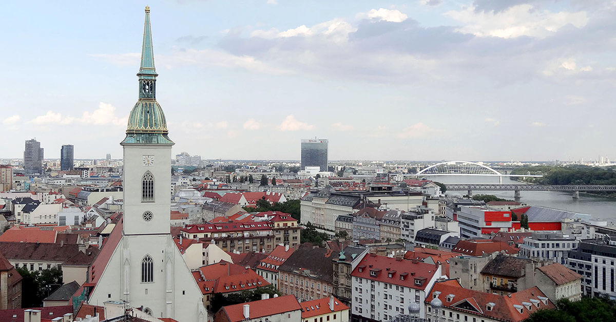 Things to love about Bratislava