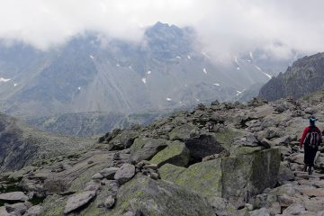 Trekking High Tatras