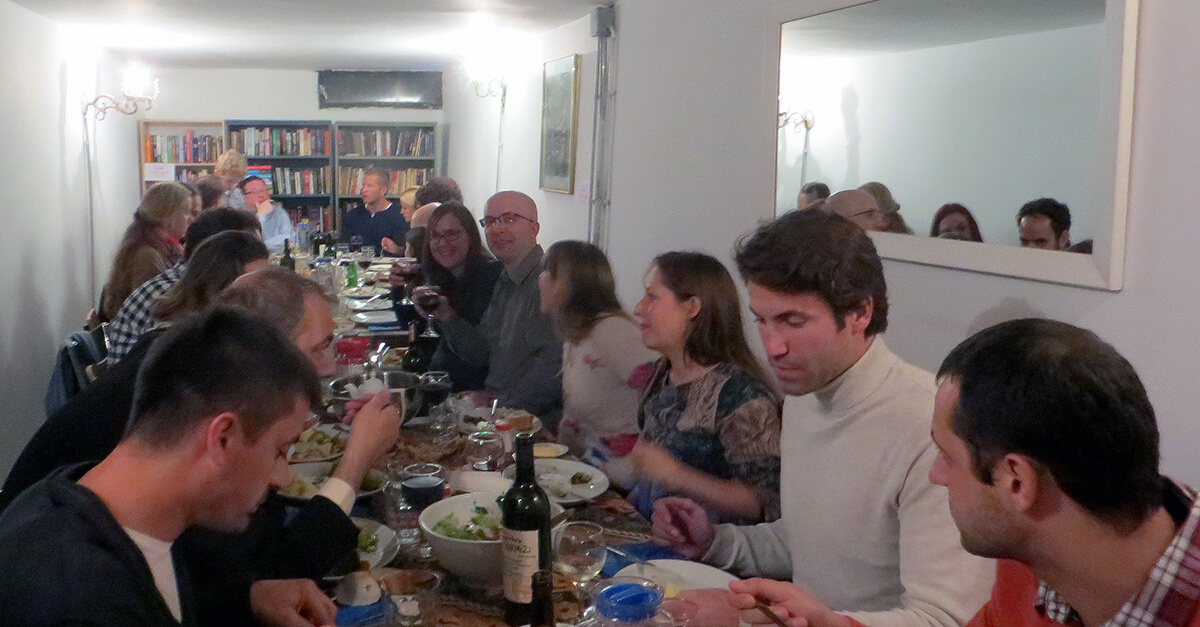 Thanksgiving in Turkey