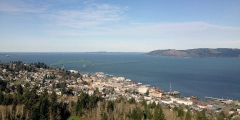 Astoria, Oregon - View