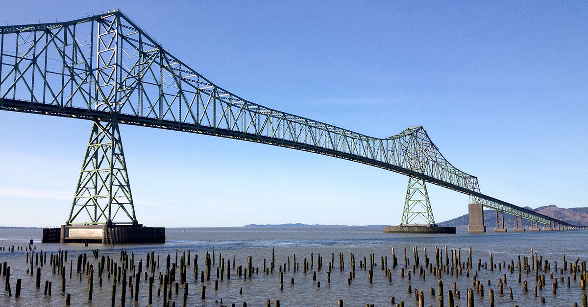Astoria, Oregon - Bridge