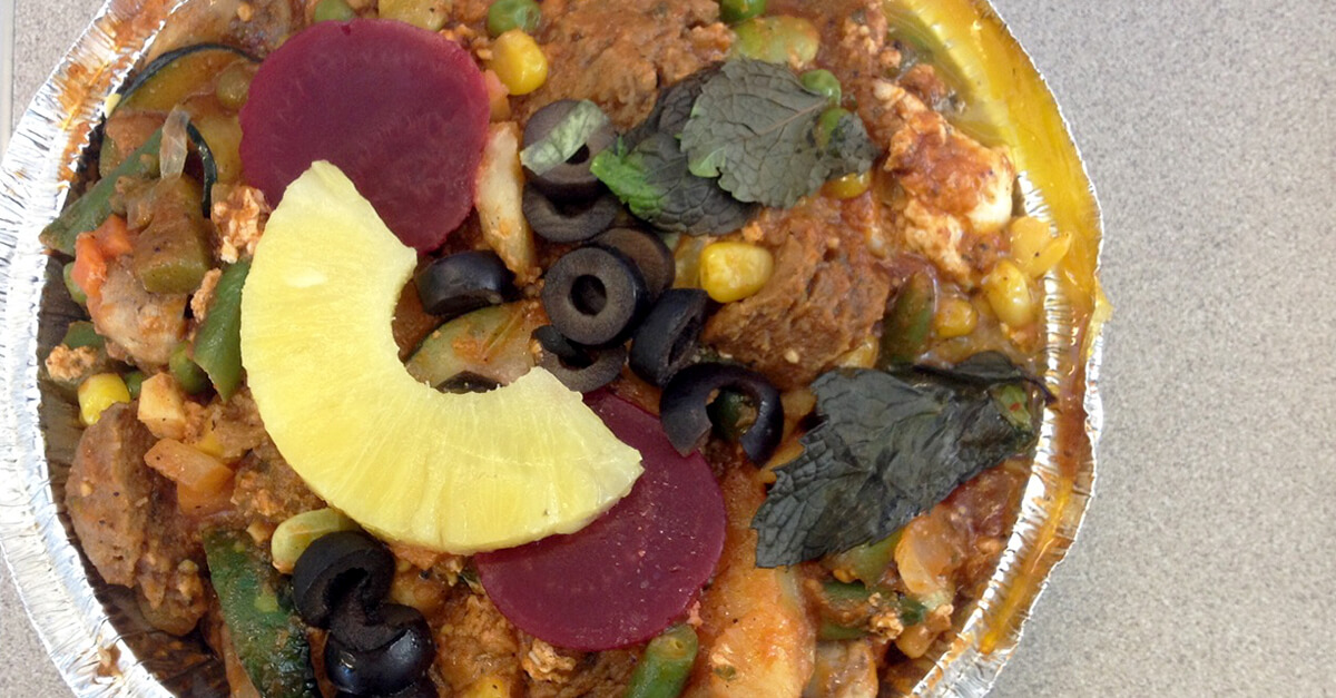 Most underrated Portland - Tagine at Casablanca Cuisine