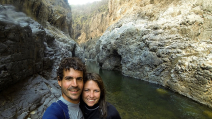 Two Toothbrushes: A traveler interview with The Adventure Junkies