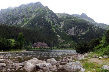 Trekking the Tatras