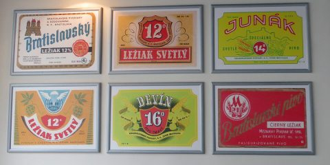 Slovak microbrews