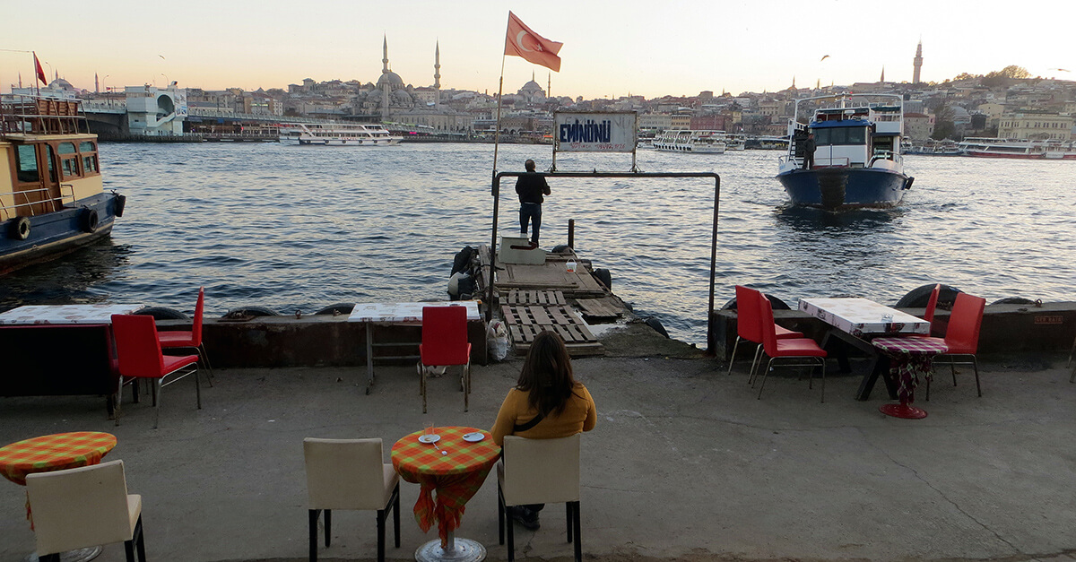 Finding travel bliss in Istanbul