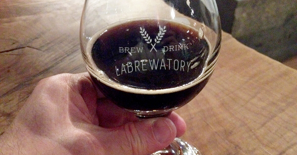 Breweries in N Portland - Labrewatory