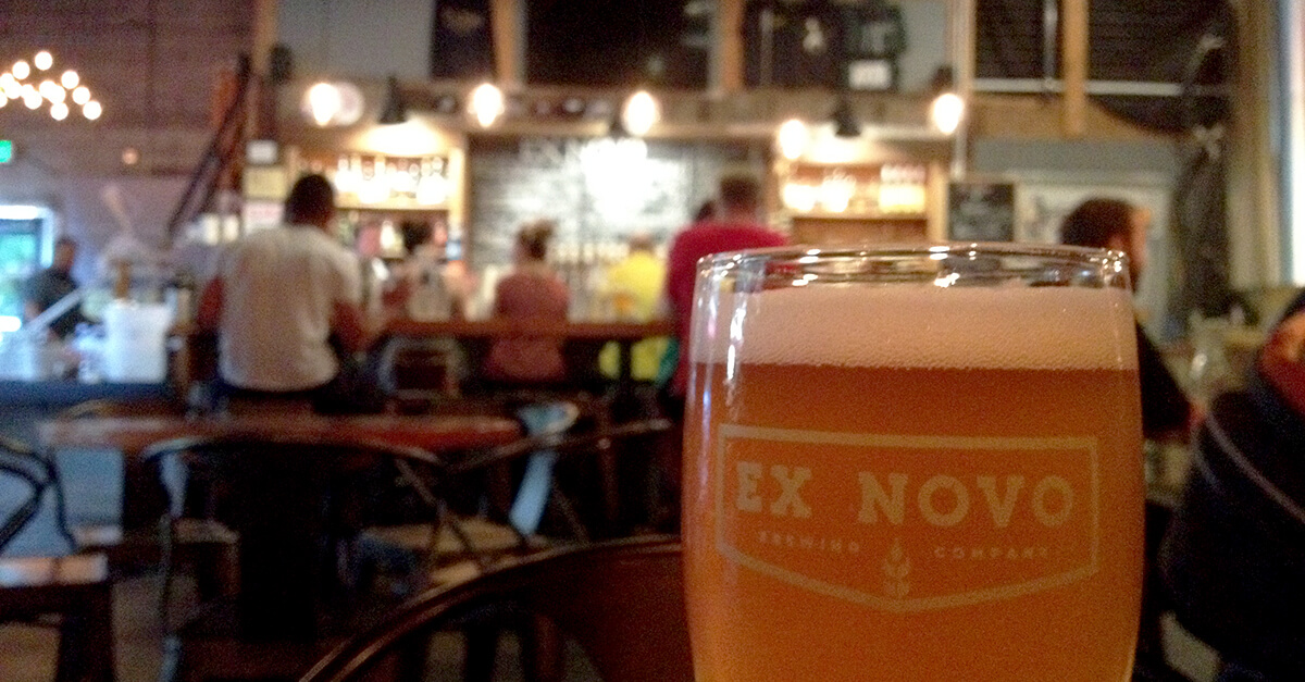 North Portland breweries - Ex Novo