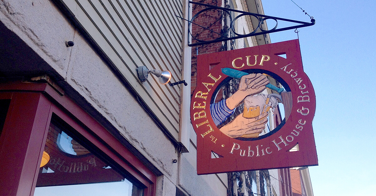 Things to do in Augusta Maine - The Liberal Cup