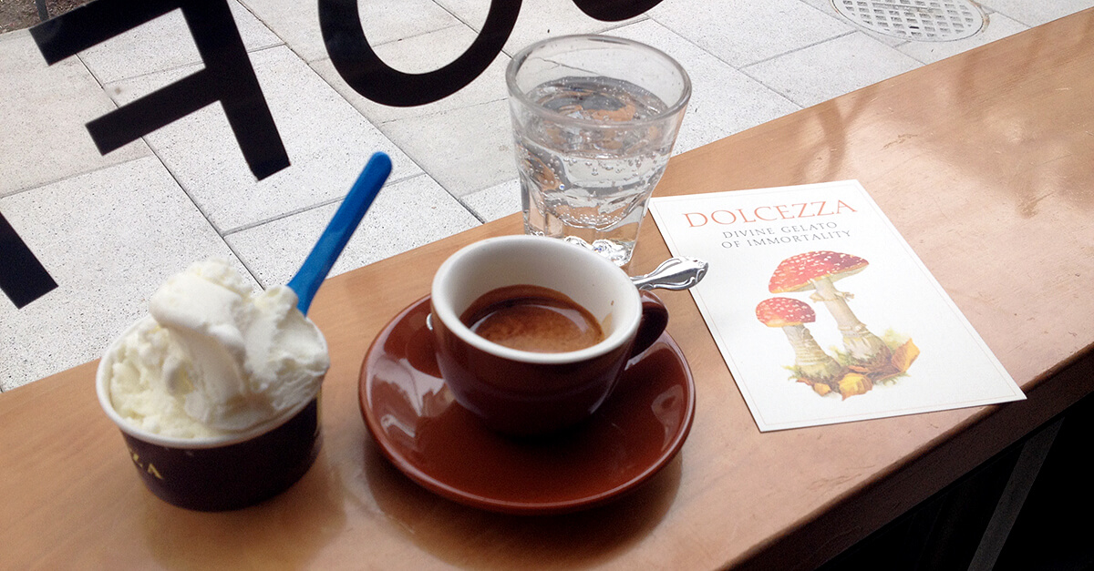 Washington, DC off the beaten path - Dolcezza