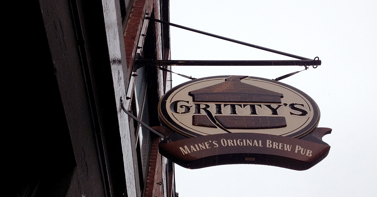 Breweries in Portland, Maine - Grittys