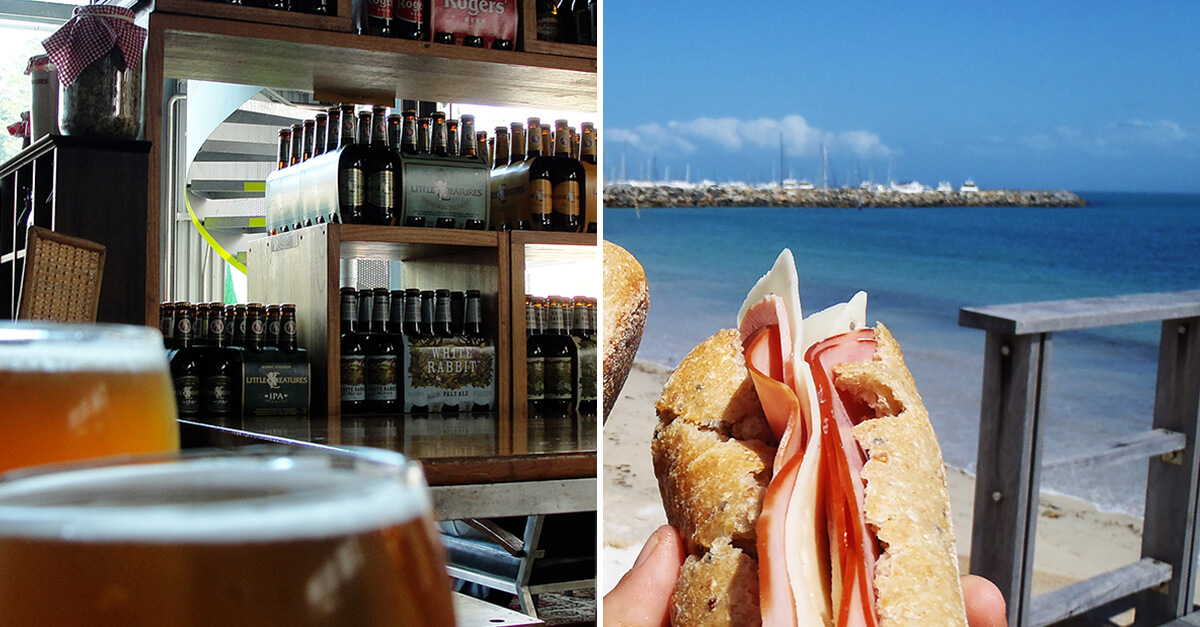 Best microbreweries with a view - Little Creatures