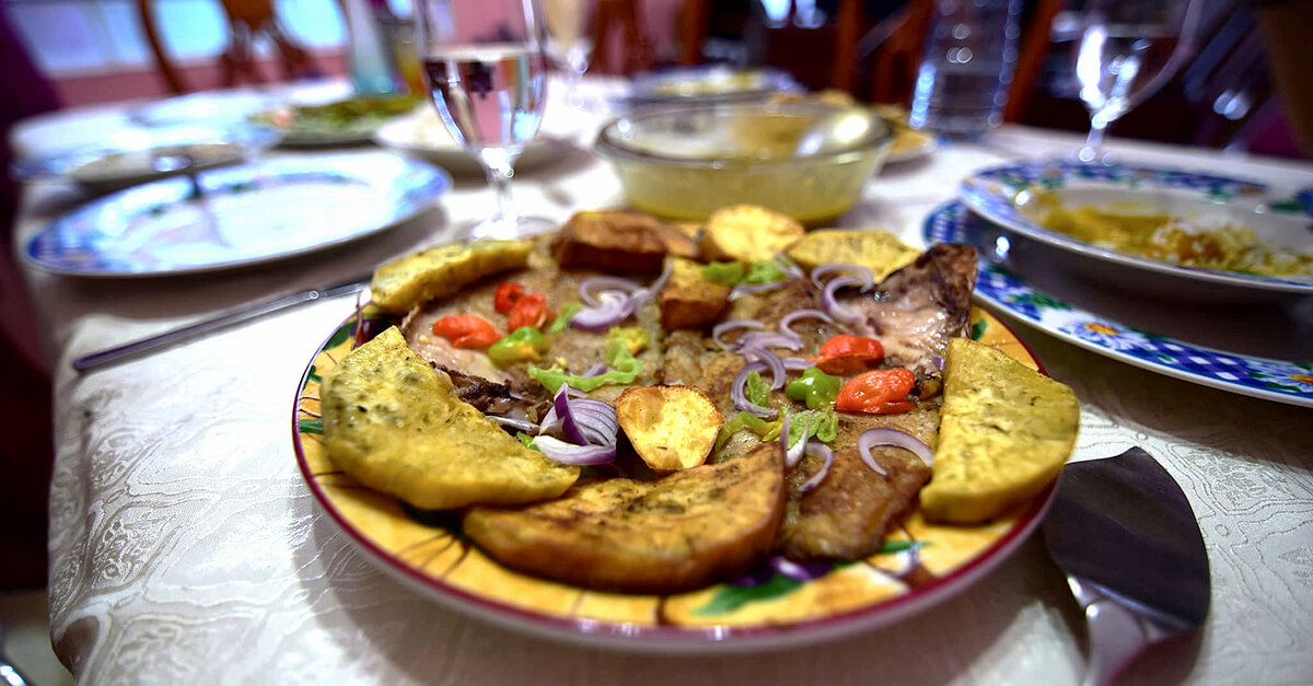 Cuban food - Home-Cooking