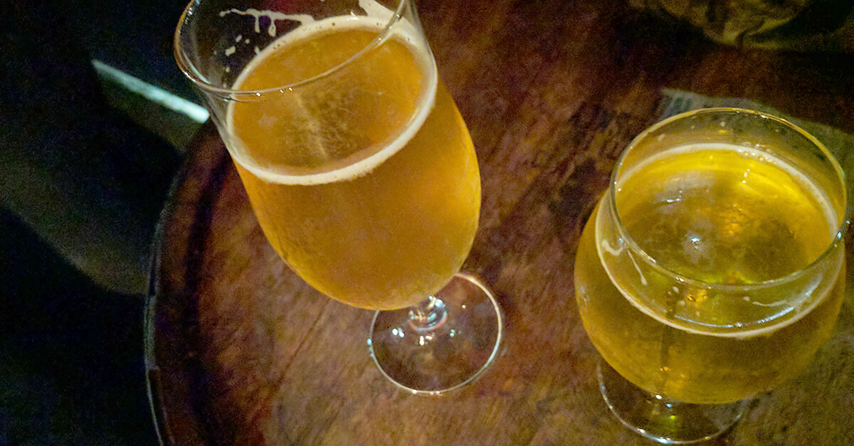 Culmination Brewing - Pilsner and Helles