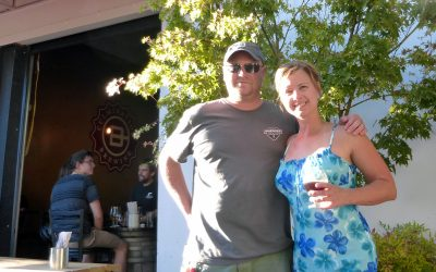 Culmination Brewing - Tomas and April