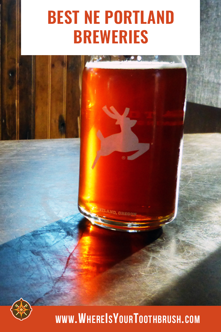 Best NE Portland breweries