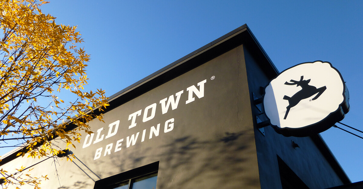 Best breweries in Portland - Old Town Brewing
