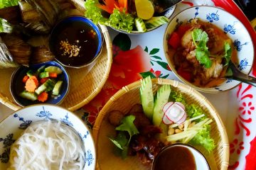 International food in Berlin - Laotian