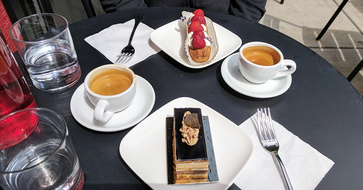 Weird things to do in Portland, OR - Pix Patisserie