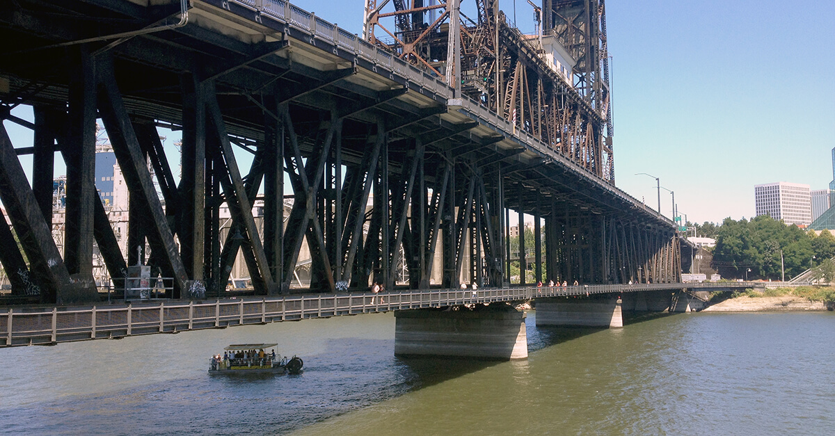 Weird stuff to do in Portland Oregon - BrewBarge