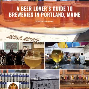 Breweries in Portland Maine - Cover