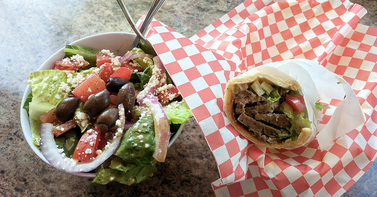 Olympia Greek restaurant - Gyro Spot
